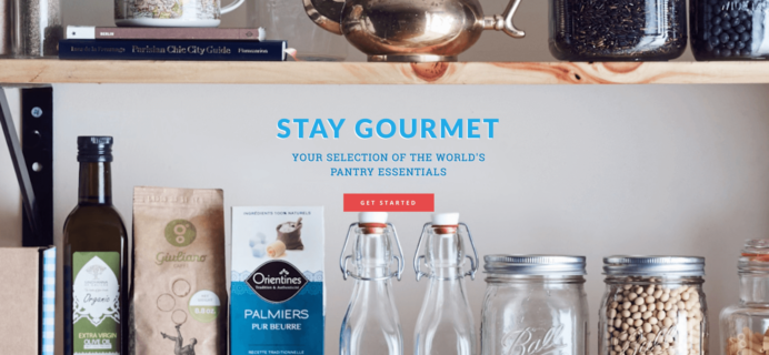 New Pantry Box from Try The World $15 Coupon – 50% Off First Box!