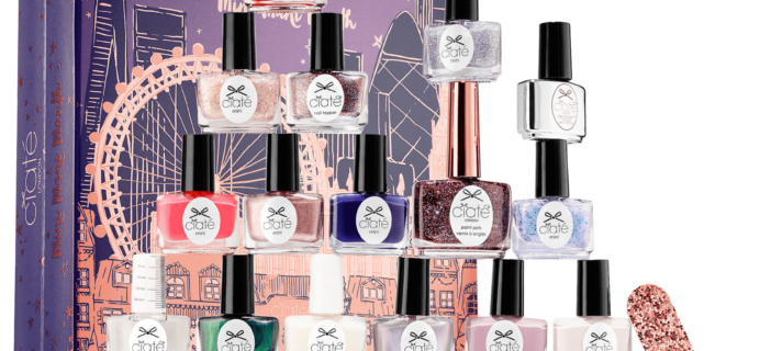 Ciaté London Mini Mani Month 2016 Flash Sale!