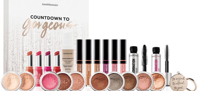 bareMinerals Black Friday Deal – Save $30 on Beauty Advent Calendar!