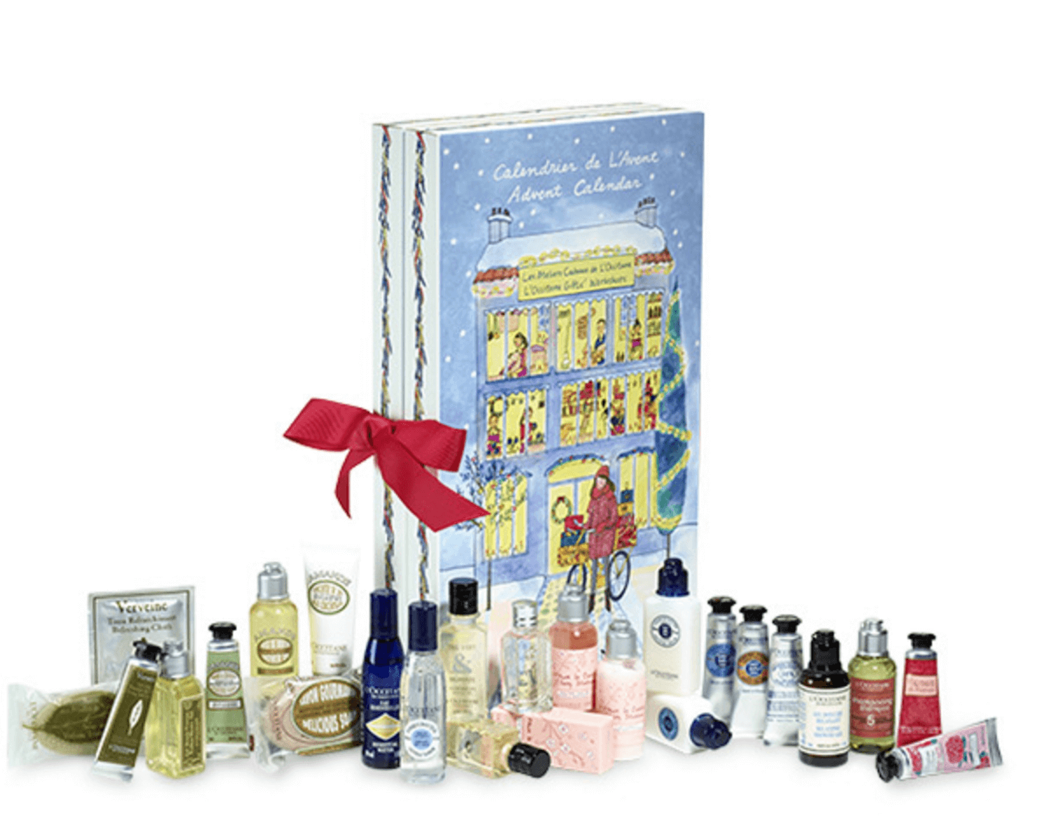 L'Occitane's 2016 Holiday Beauty Advent Calendar Available Now + Coupons!