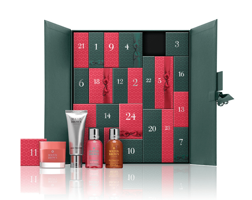 Molton Brown Scented Luxuries Advent Calendar 2016 Available Now