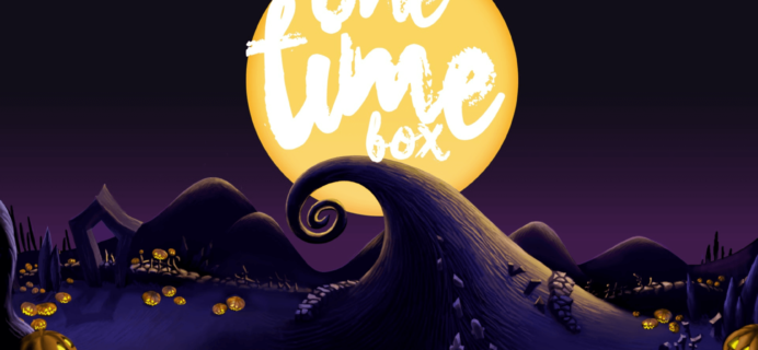 The Bookish Box: Nightmare Before Christmas Box