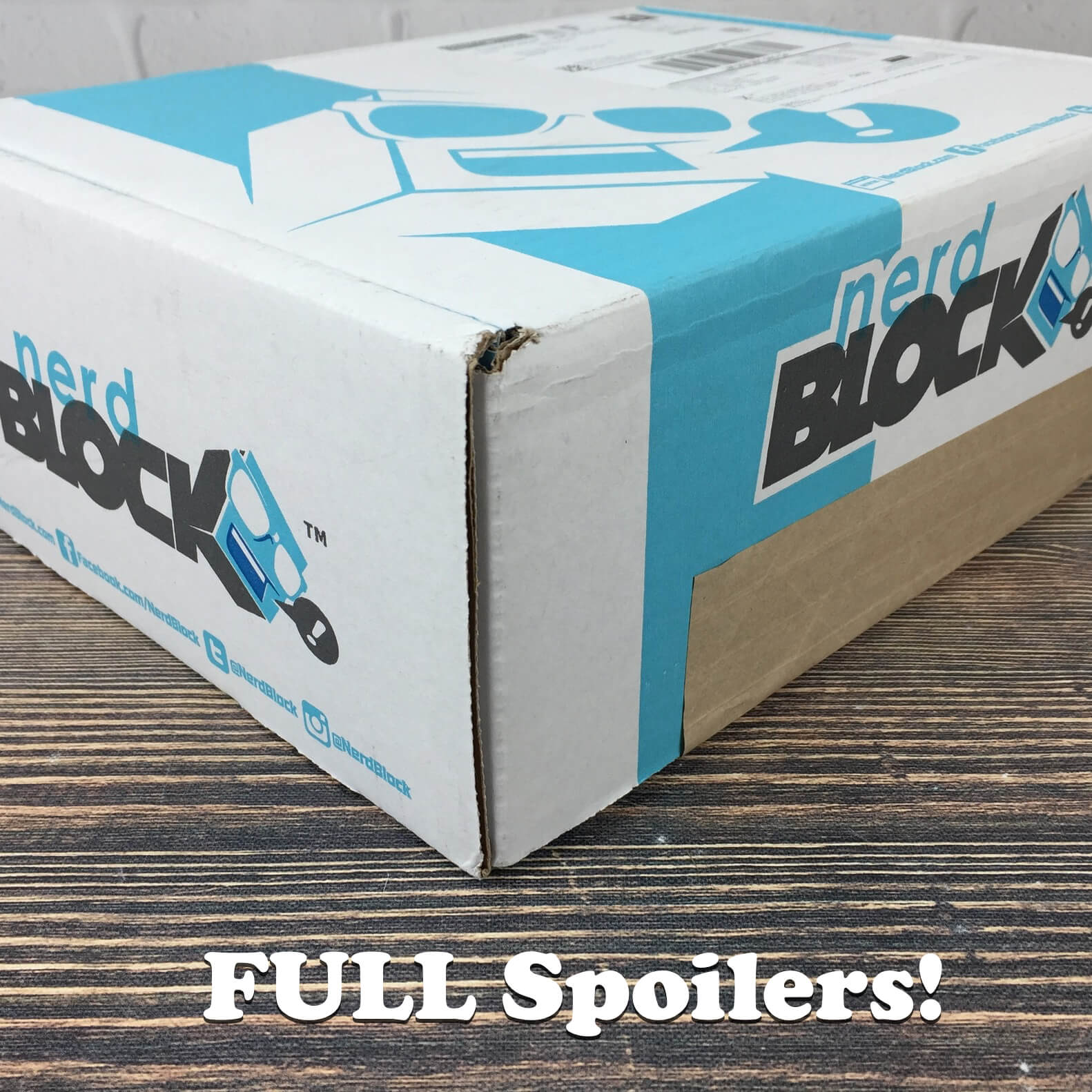 Nerd Block September 2016 FULL Spoilers & Coupon