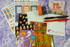 Planner Packs September 2016 Subscription Box Review & Coupon