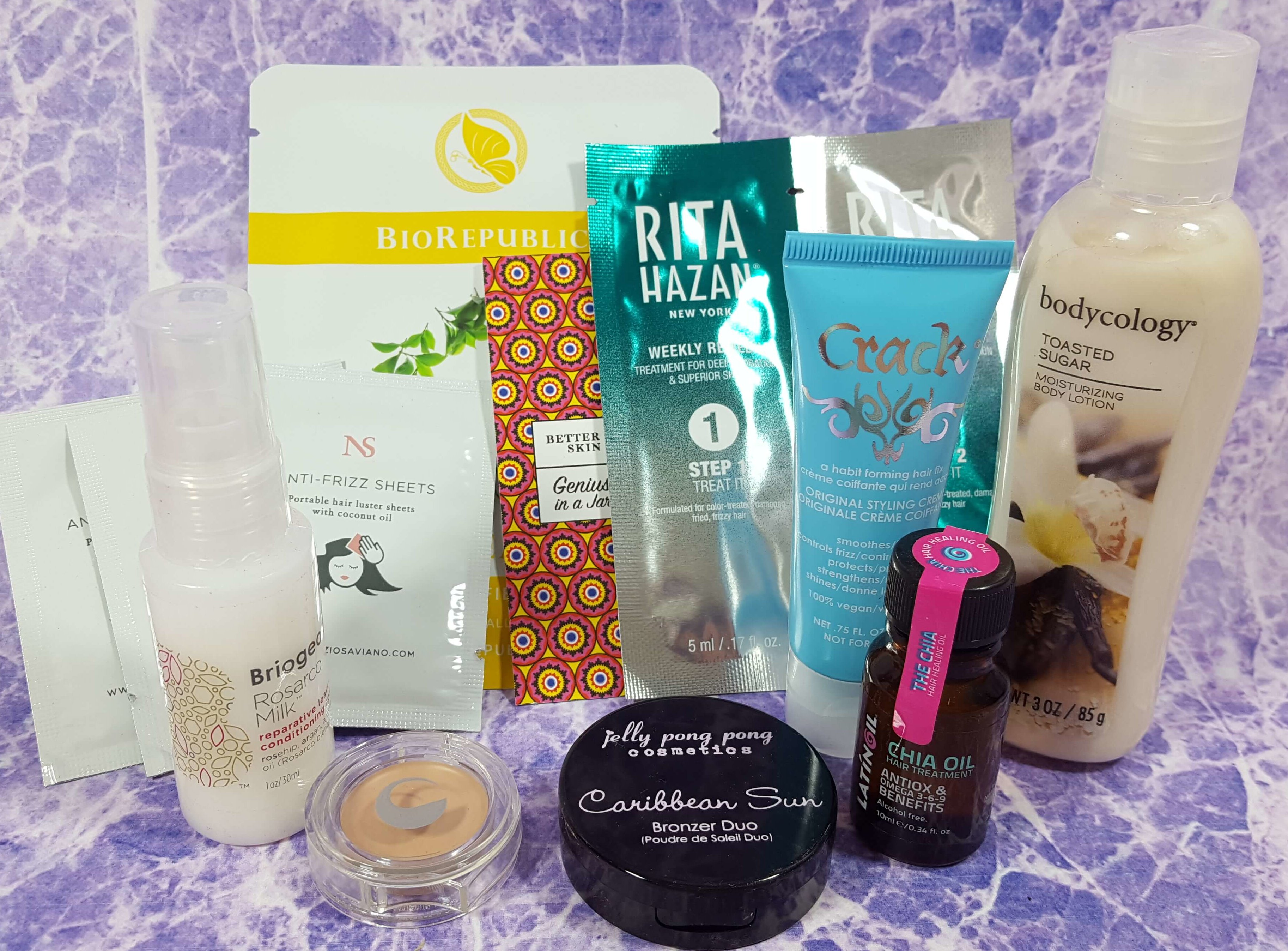 How To Be A Redhead Subscription Box Review – September 2016