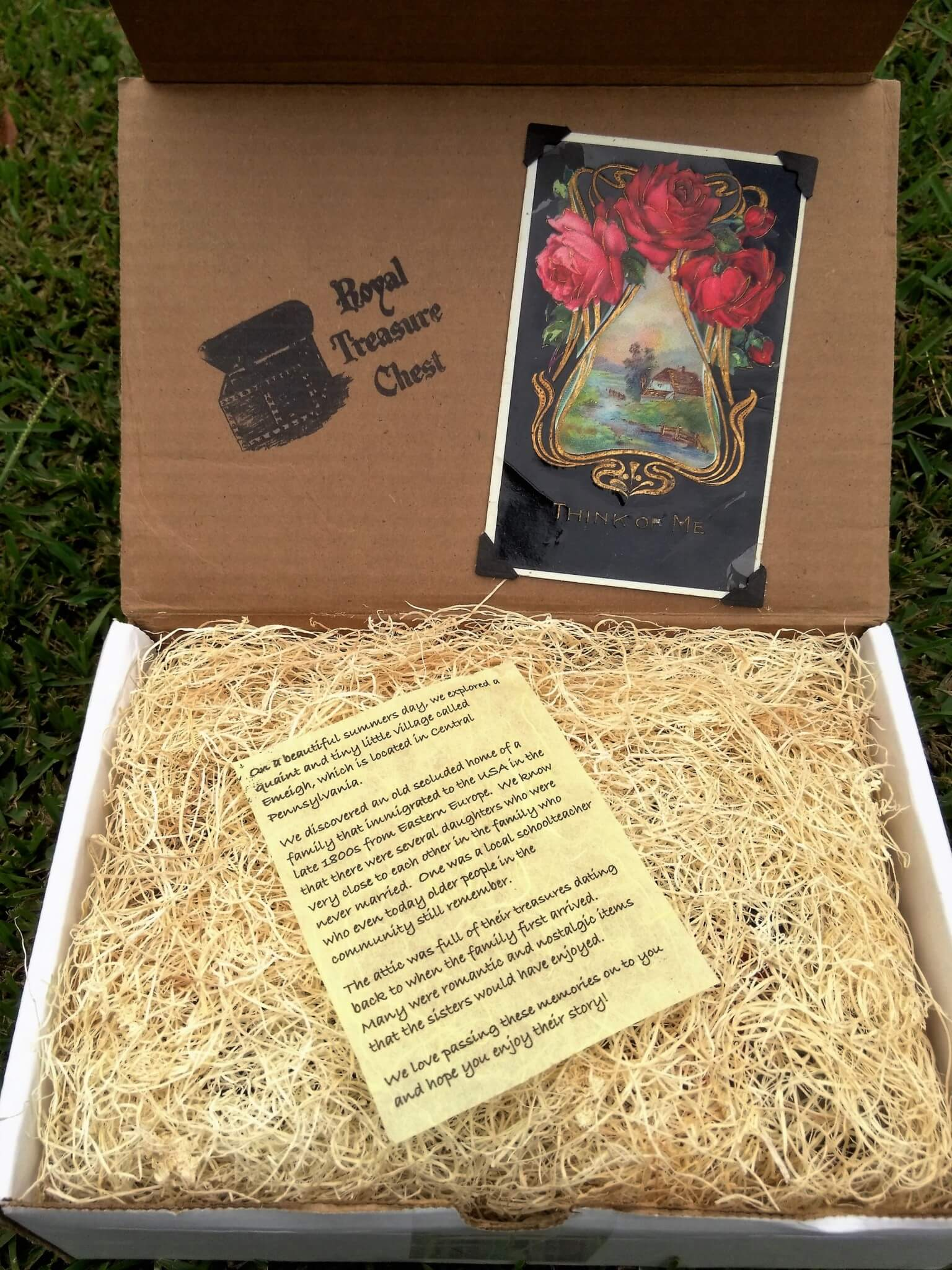 Royal Treasure Chest Subscription Box Review Coupon