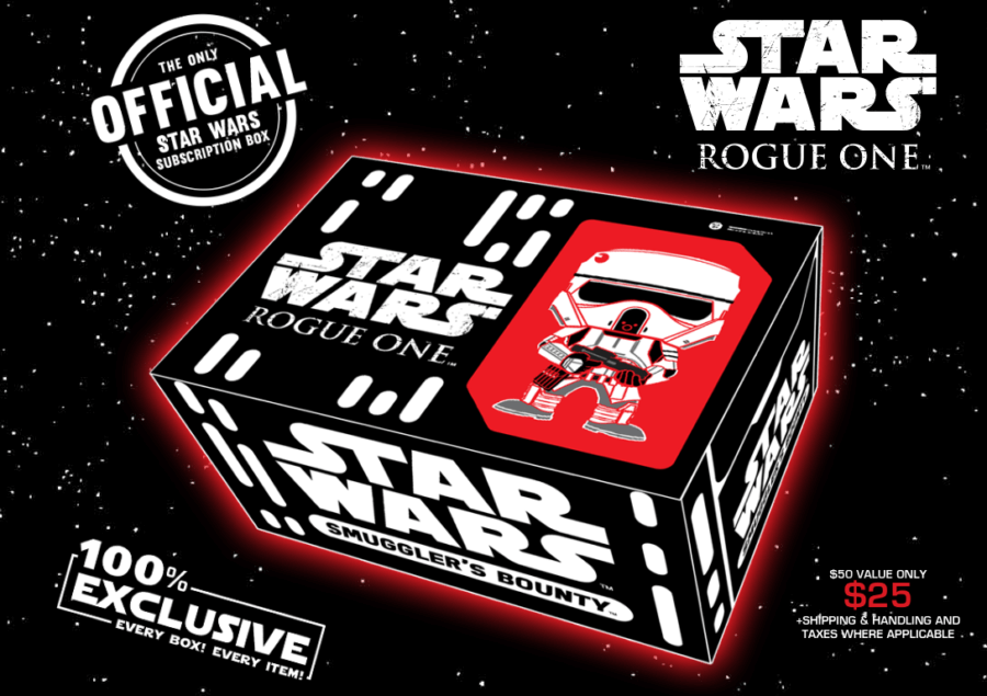Smuggler's Bounty November 2016 Full Spoilers!
