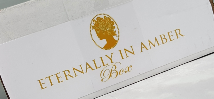Eternally in Amber Subscription Box Review & Coupon – September 2016