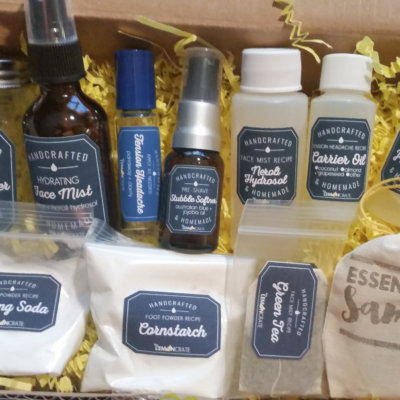 My Lemon Crate October 2016 Subscription Box Review + Coupon