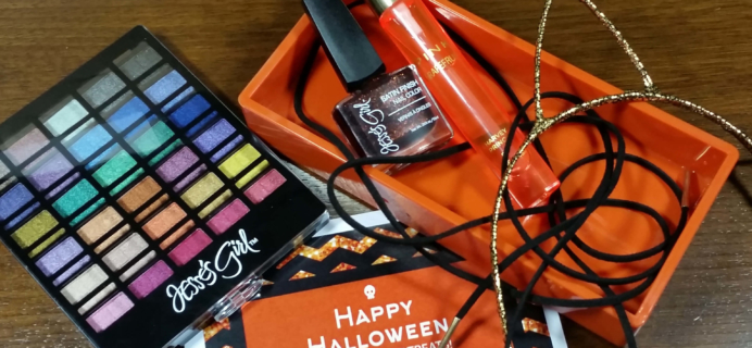 Posh Pak October 2016 Teen Subscription Box Review