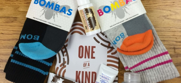 Birchbox Man October 2016 Subscription Box Review & Coupon