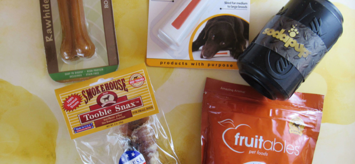 BullyMake Subscription Box Review + Coupon – October 2016