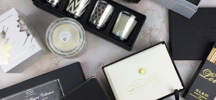 DL & Co Limited Edition Holiday Gift Box Review
