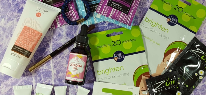 How To Be A Redhead Subscription Box Review – October 2016