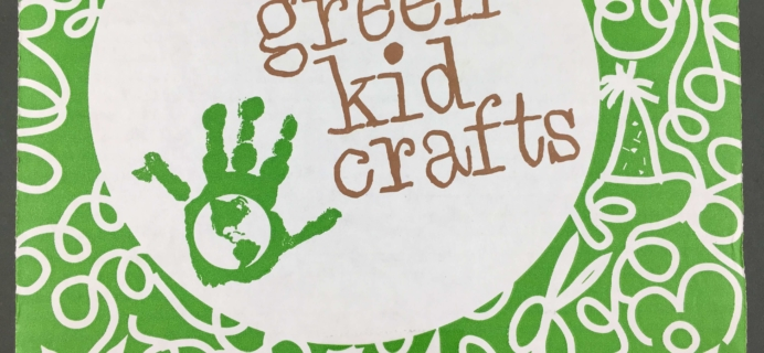 Green Kid Crafts October 2016 Safari Science Subscription Box Review + Coupon