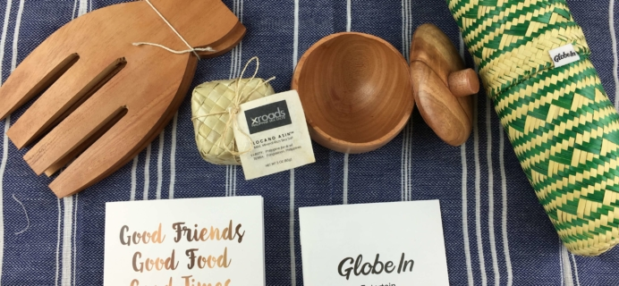 GlobeIn Limited Edition Entertain Box Review