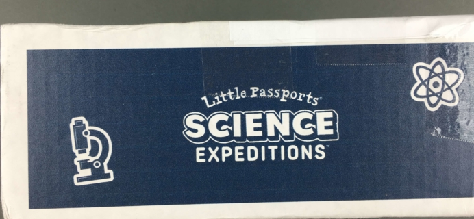 Little Passports Science Expeditions Subscription Box Review – Forensic Science