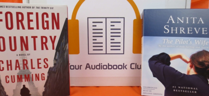 Your Audiobook Club Reviews Hello Subscription