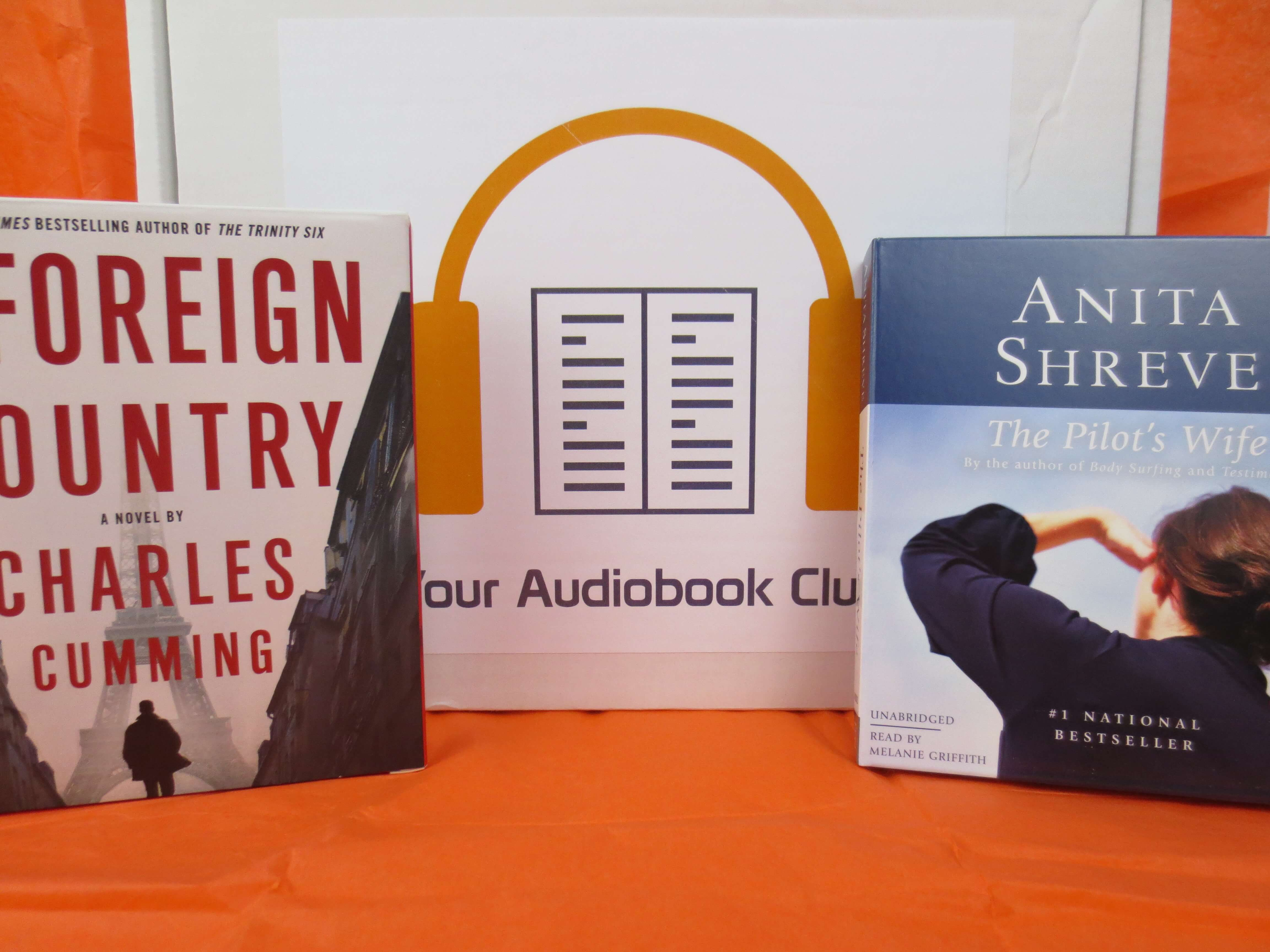 Your Audiobook Club Subscription Box Review – October 2016