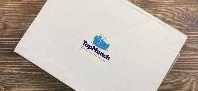 TopMunch September 2016 Subscription Box Review + Coupons