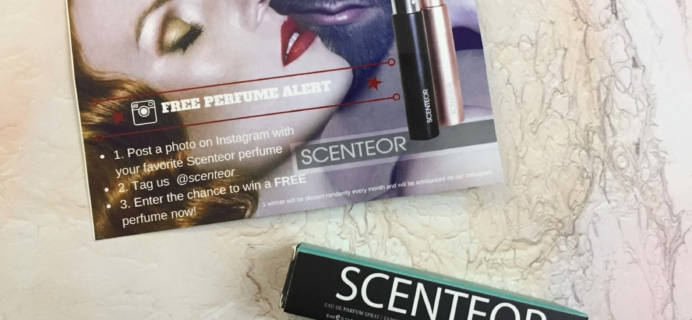 Scenteor Black Friday Deal: Get 30% OFF Your First Box.