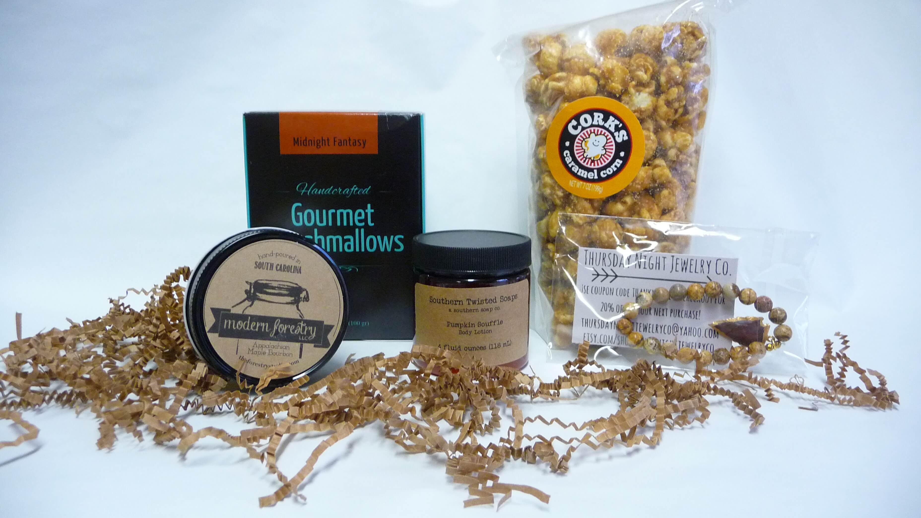 Our Southern Hearts October Subscription Box Review + Coupon