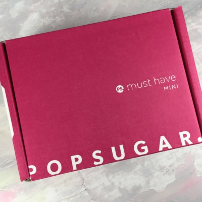 POPSUGAR Must Have Mini Box Subscriptions Ending