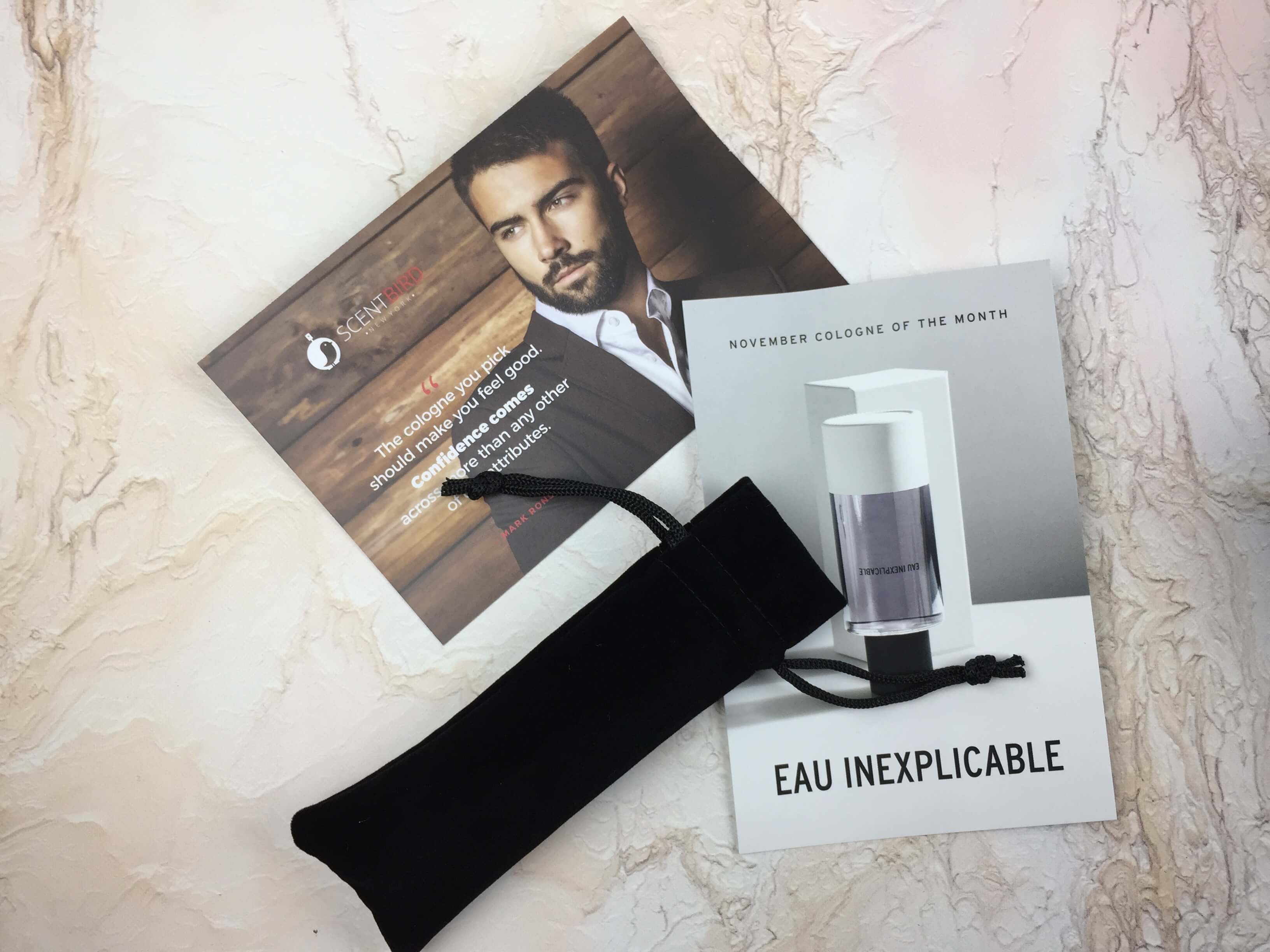 October 2016 Scentbird for Men Subscription Review & Coupon