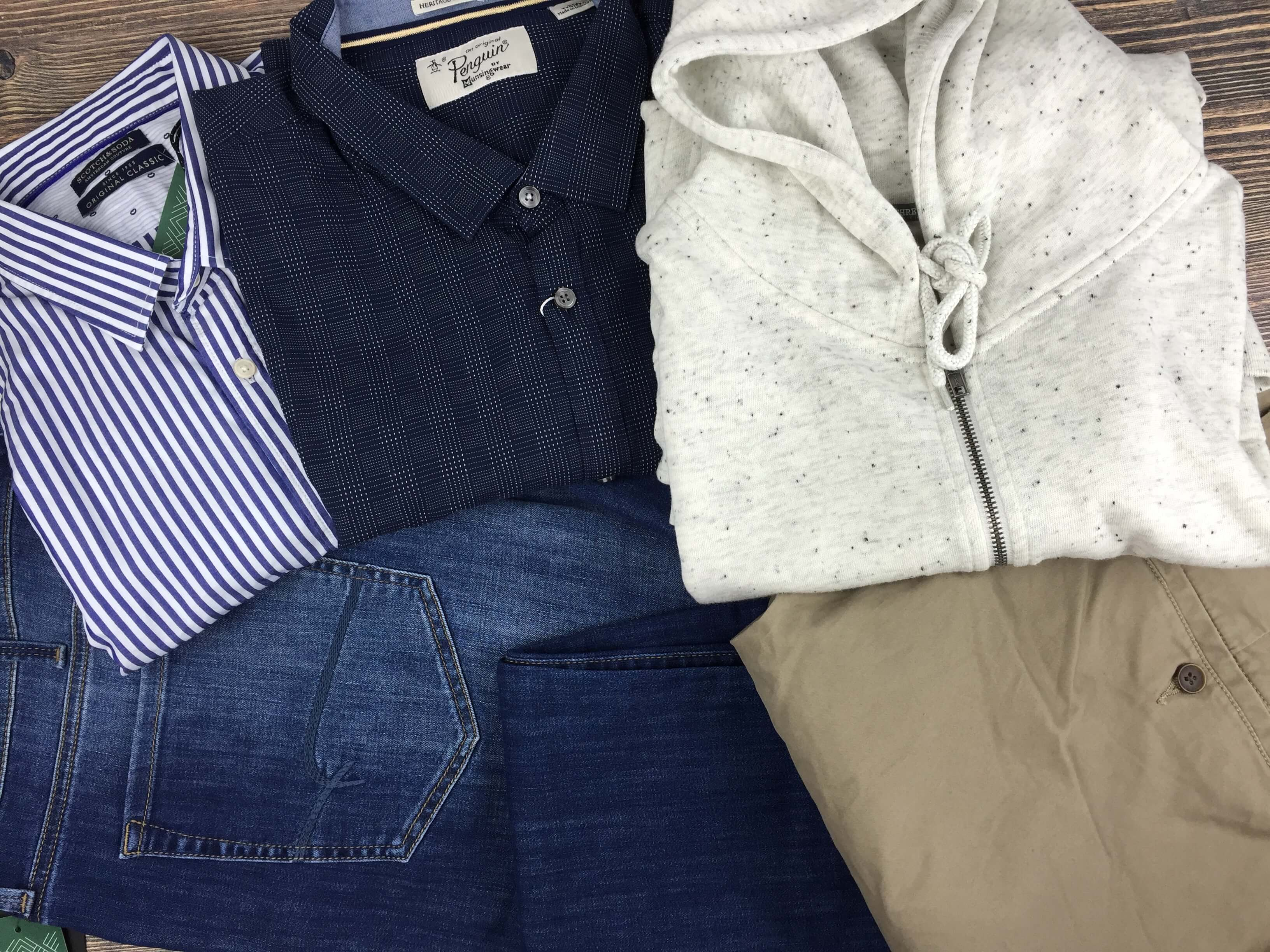 Stitch Fix Men October 2016 Review