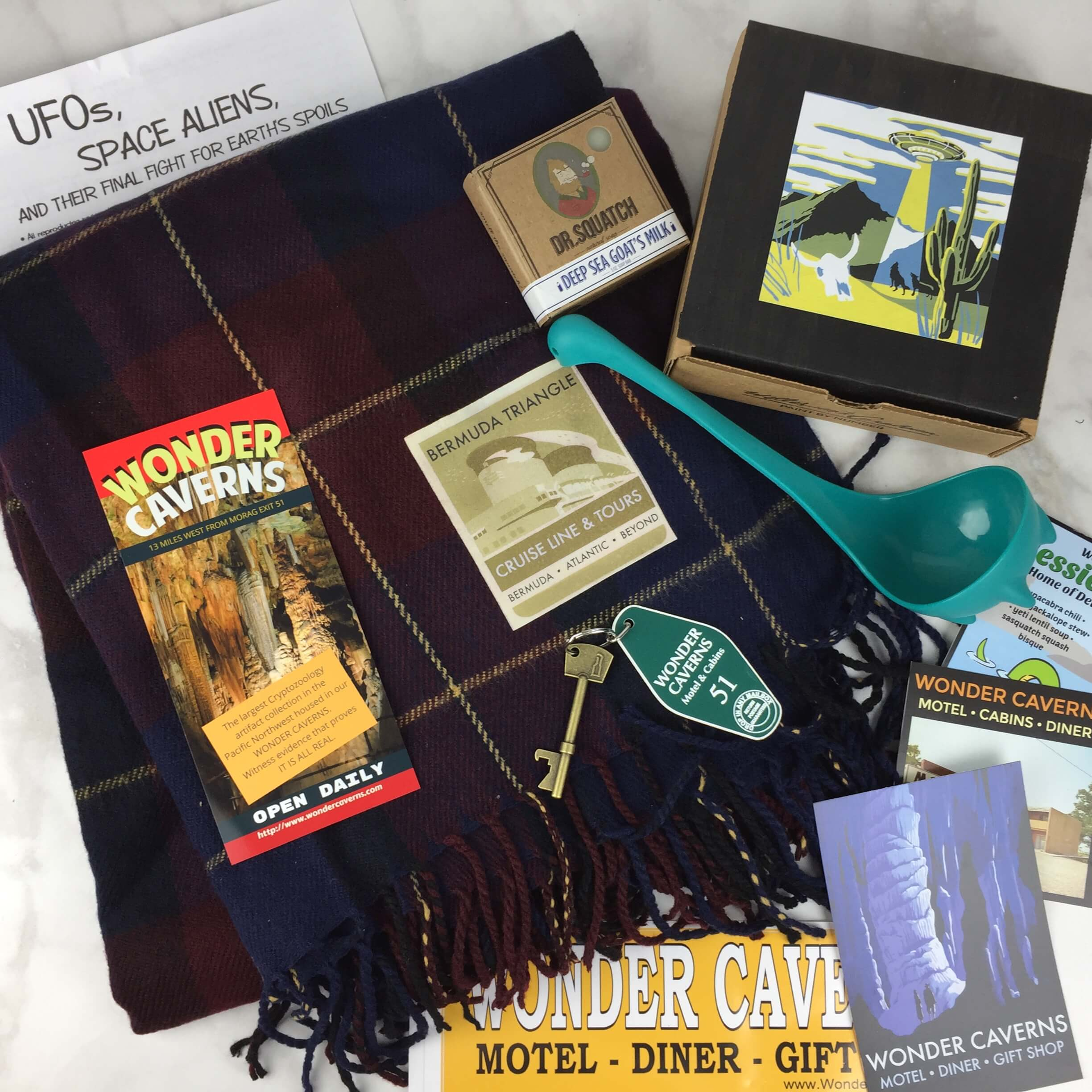 Wonderful Objects by Wonder and Company Fall 2016 Subscription Box Review + Coupon