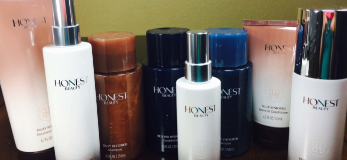 Honest Beauty Review: New Hair Products!