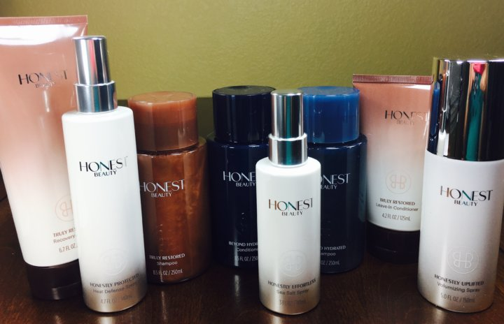 Honest Beauty Review: New Hair Products! - hello subscription