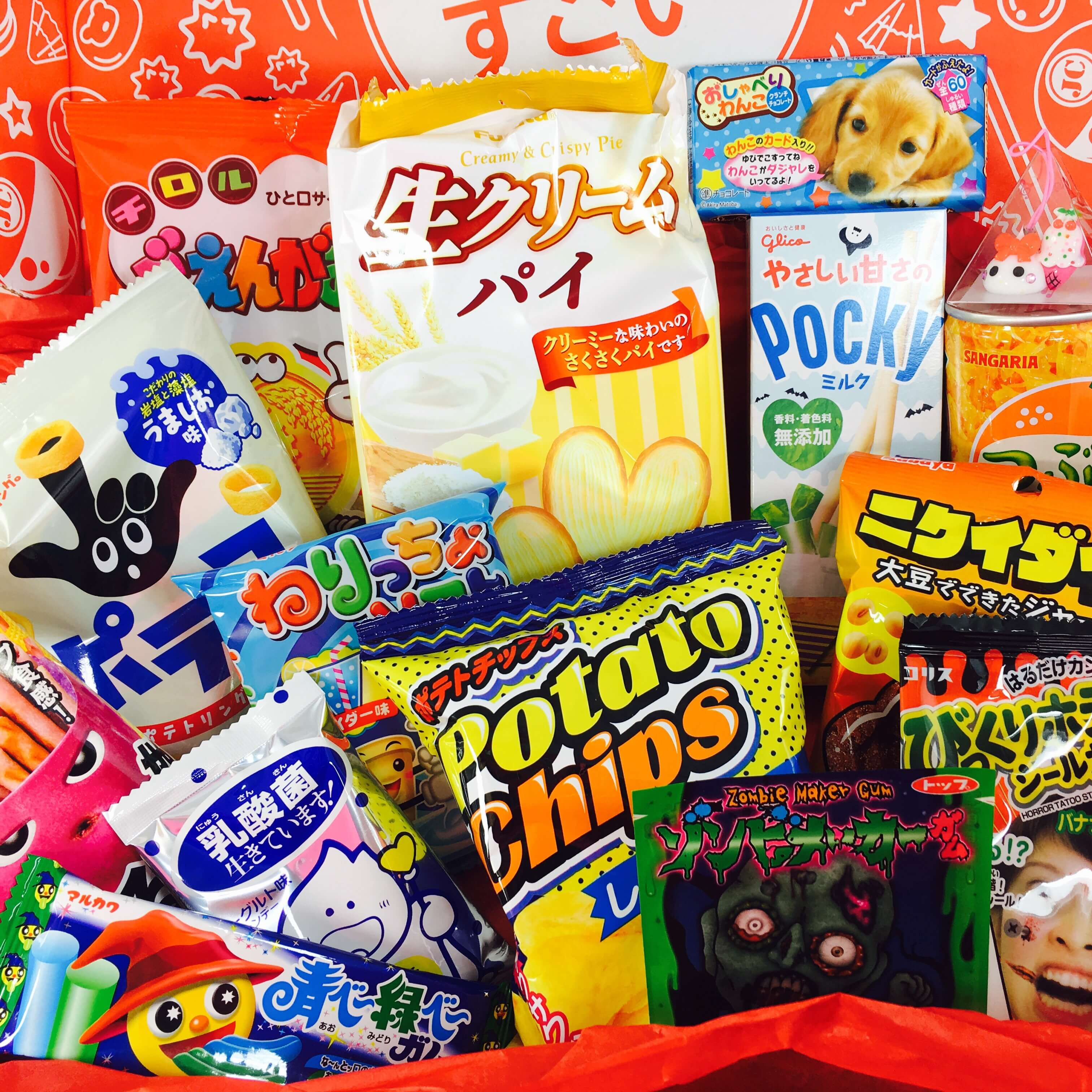 Japan Crate October 2016 Subscription Box Review + Coupon