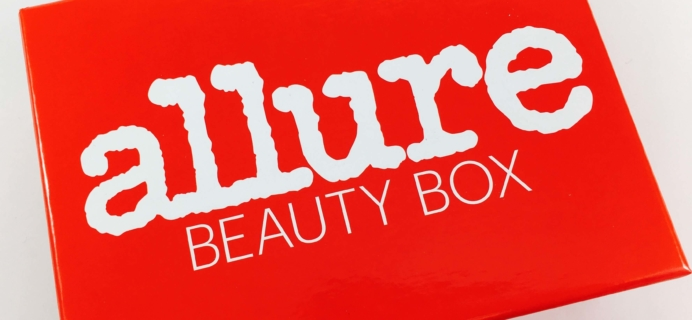 Allure Beauty Box September 2017 Full Spoilers & Coupon!