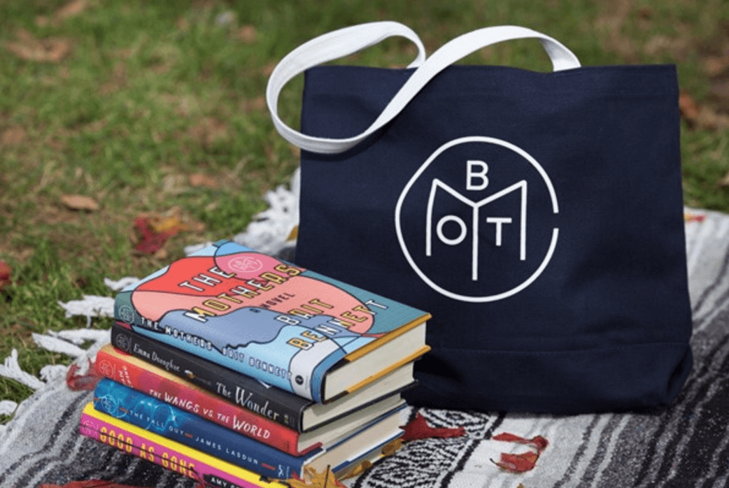 October 2016 Book of the Month Selection Time + First Book $5