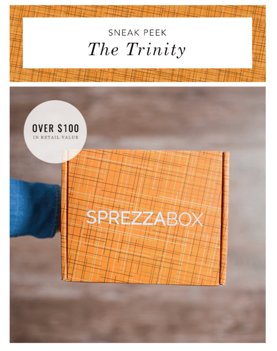 SprezzaBox 25% Off Coupon – Today Only!