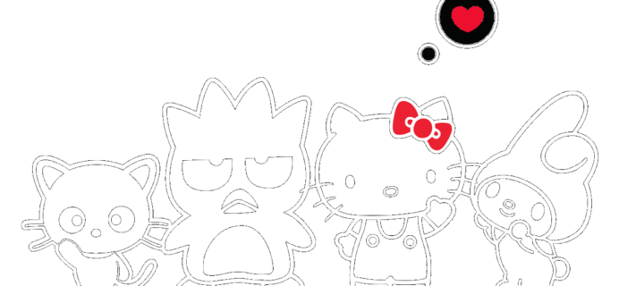 Sanrio Crate from Loot Crate – Coming Soon!
