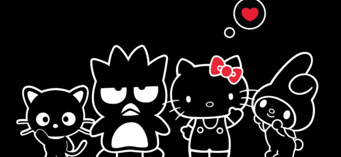 Sanrio Small Gift Crate from Loot Crate – Updated Info!