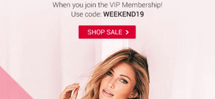 New Adore Me Members – First Month $19.95!