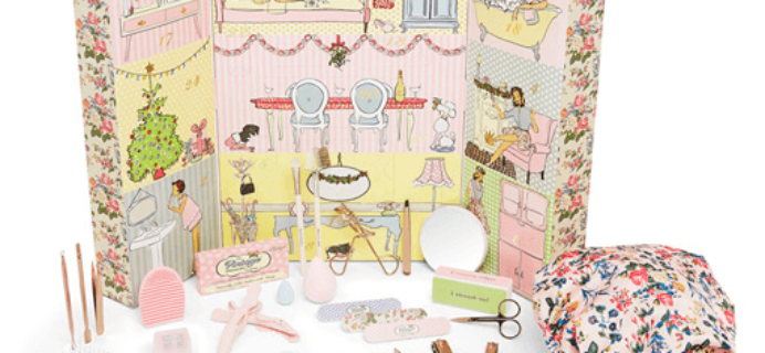 The Vintage Cosmetic Company Advent Calendar Available Now!