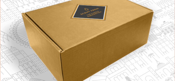 SCENT FROM Black Friday Subscription Box Deal: First Candle Box $7!