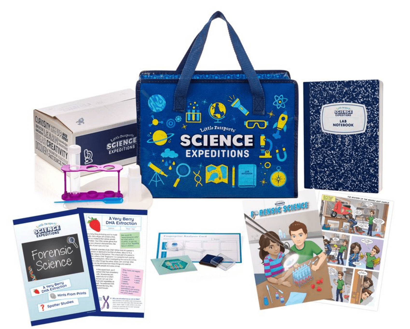 Little Passports Science Expeditions – New Subscription + Coupon Code!