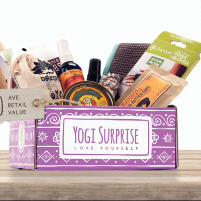 Yogi Surprise November  2019 Lifestyle Box Spoiler #1 + Coupon!