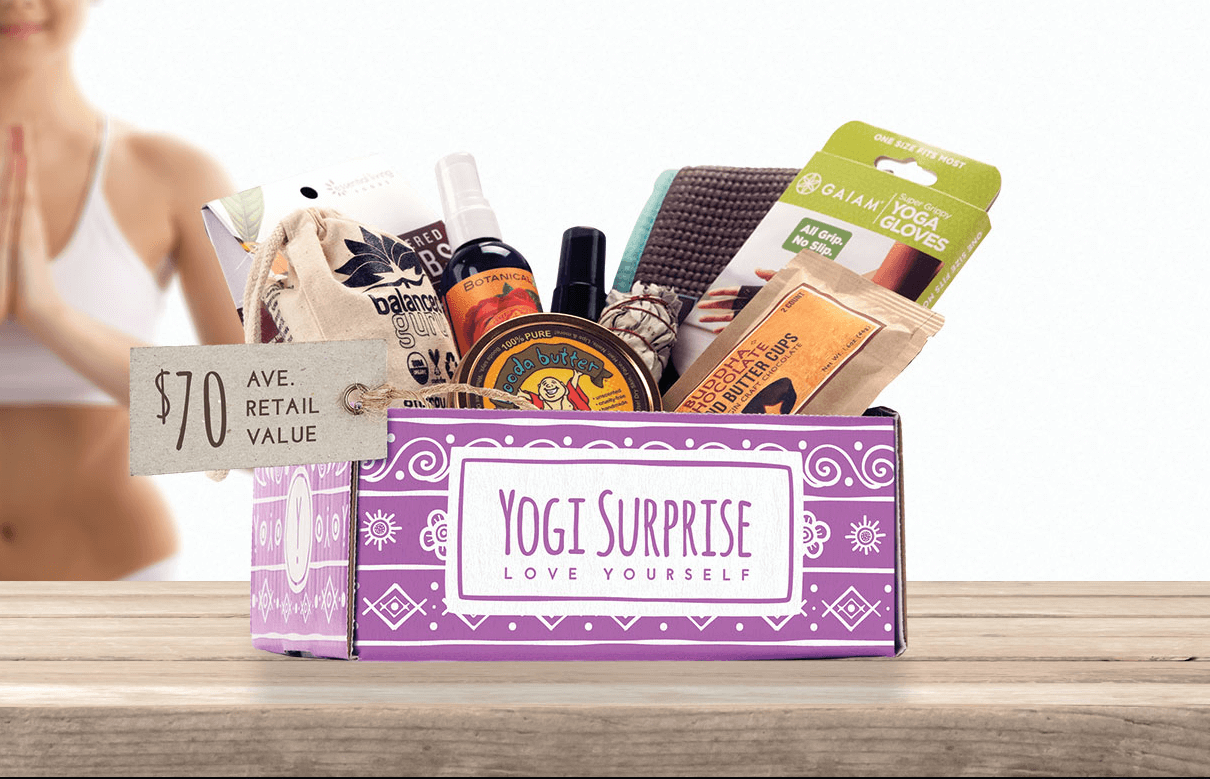 Yogi Surprise 25% Off Coupon!