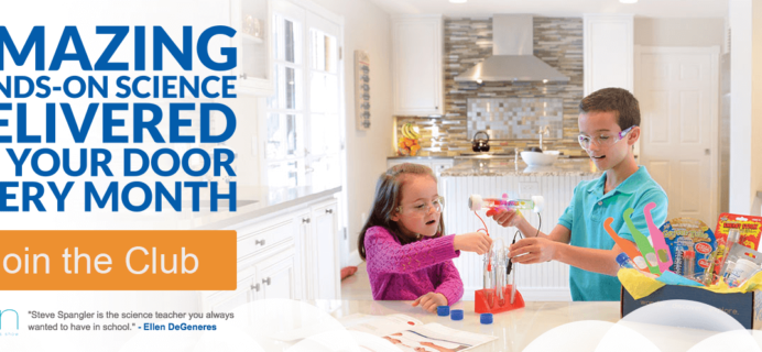 Spangler Science Club 50% Off Coupon!