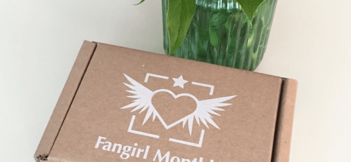 Fangirl Monthly January 2019 Theme Spoilers + Coupon!