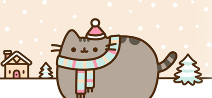Pusheen Box Waitlist Open – Subscribe for Winter 2016 Box!