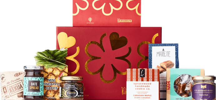 Try the World Michelin Holiday Limited Edition Box Pre-Orders Open!