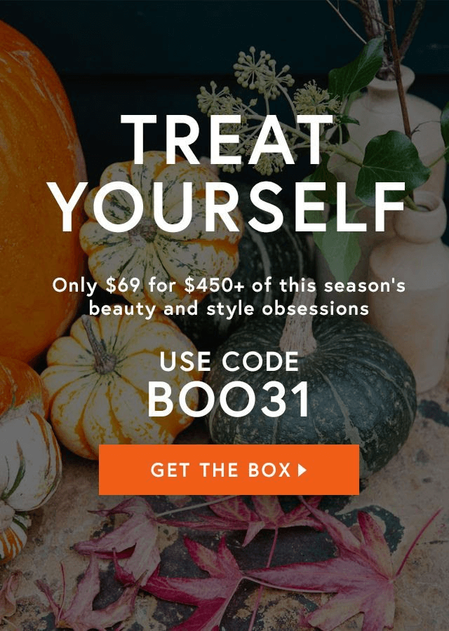 Save $31 On Rachel Zoe Fall Box of Style!