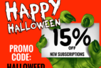 Cannabox Halloween Coupon: 15% Off Subscriptions!